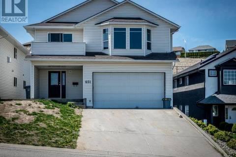 House for sale at 651 Dunrobin Dr Kamloops British Columbia - MLS: 151340