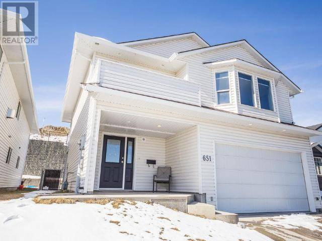 House for sale at 651 Dunrobin Drive  Kamloops British Columbia - MLS: 156024