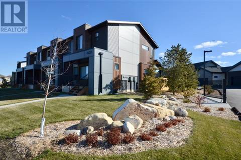 Townhouse for sale at 651 Evergreen Blvd Saskatoon Saskatchewan - MLS: SK752647