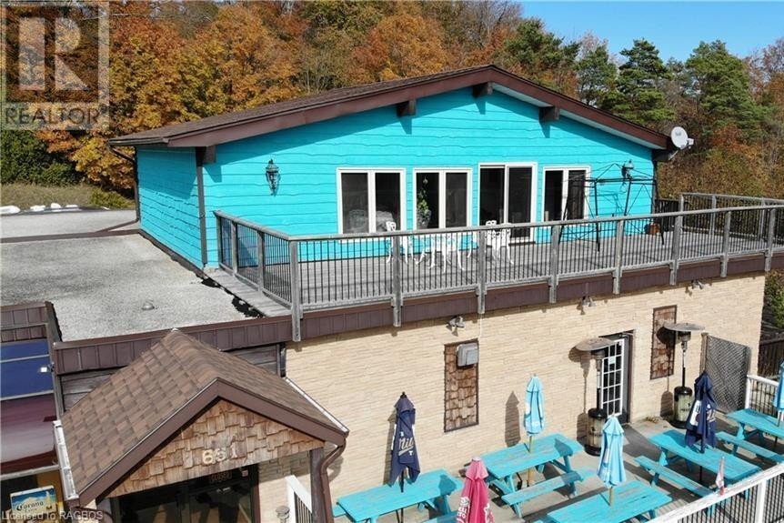 House for sale at 651 Main St Sauble Beach Ontario - MLS: 255150