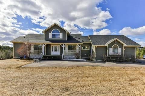 House for sale at 65183 Jamieson Rd Rural Bighorn M.d. Alberta - MLS: C4279198