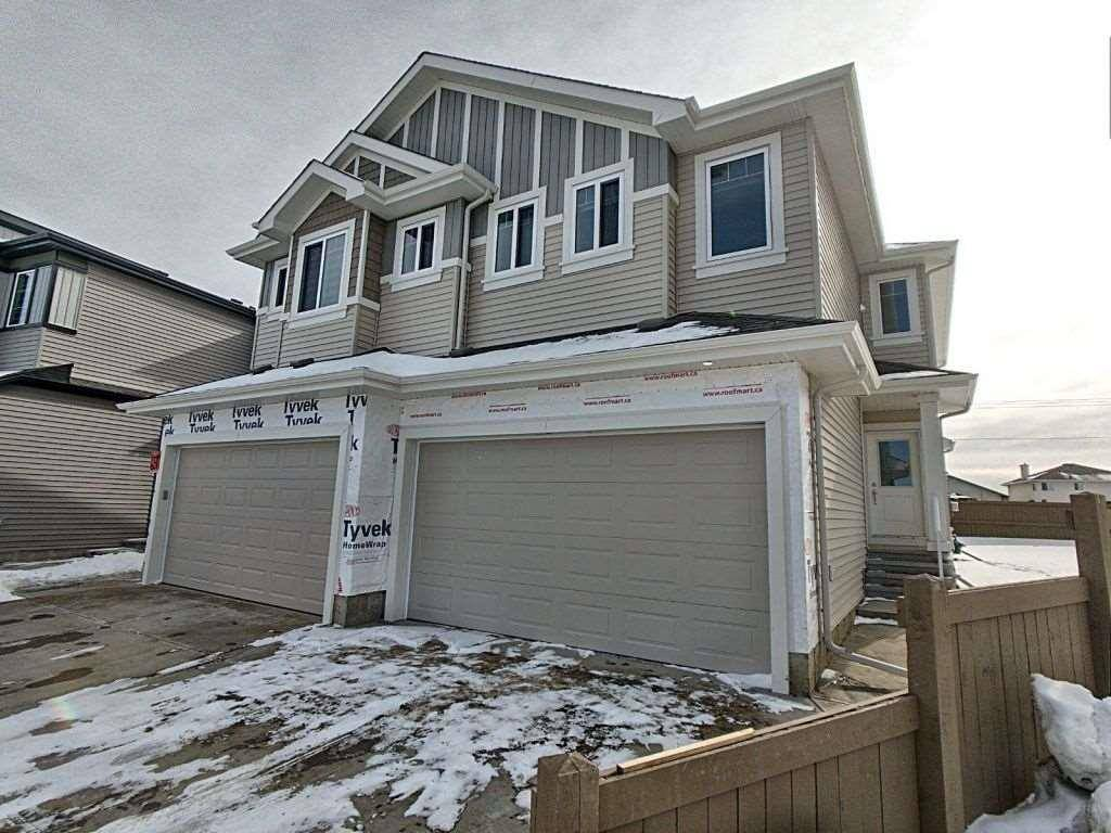 Townhouse for sale at 6519 167a Ave Nw Edmonton Alberta - MLS: E4191222
