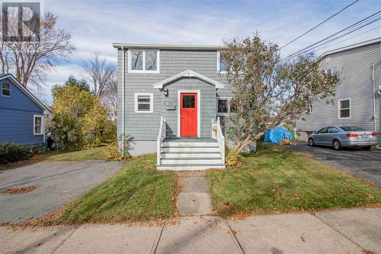 Townhouse for sale at 6519 Roslyn Rd Halifax Nova Scotia - MLS: 201925738