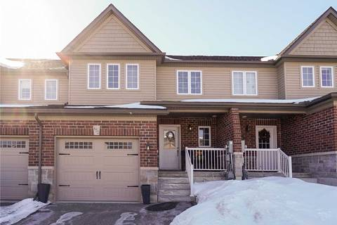 Townhouse for sale at 652 Crawford Cres Woodstock Ontario - MLS: X4388836