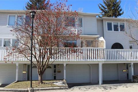 Townhouse for sale at 652 Killarney Glen Ct Southwest Calgary Alberta - MLS: C4283534