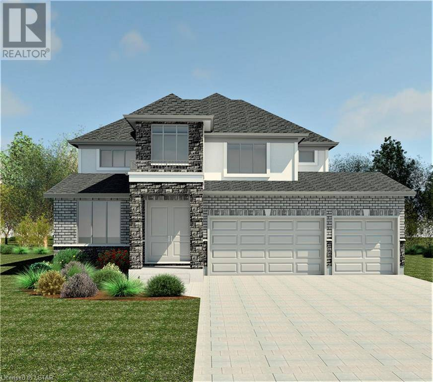 House for sale at 6520 Crown Grant Rd London Ontario - MLS: 215495