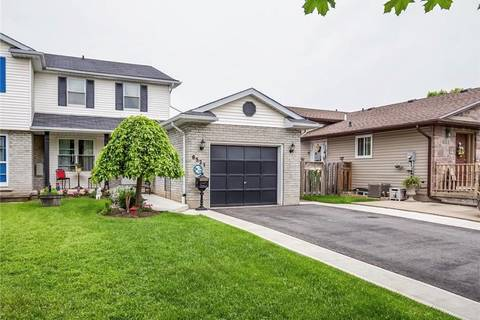 House for sale at 6521 Laguna Ct Niagara Falls Ontario - MLS: 30740812