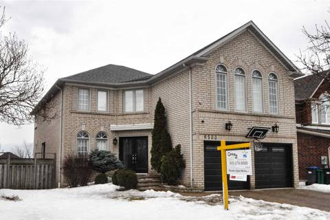 House for sale at 6522 Elmbrook Ct Mississauga Ontario - MLS: W4390117