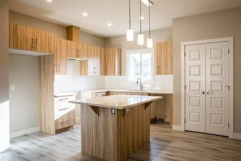 Townhouse for sale at 6524 Chappelle Vista Sw Edmonton Alberta - MLS: E4158079