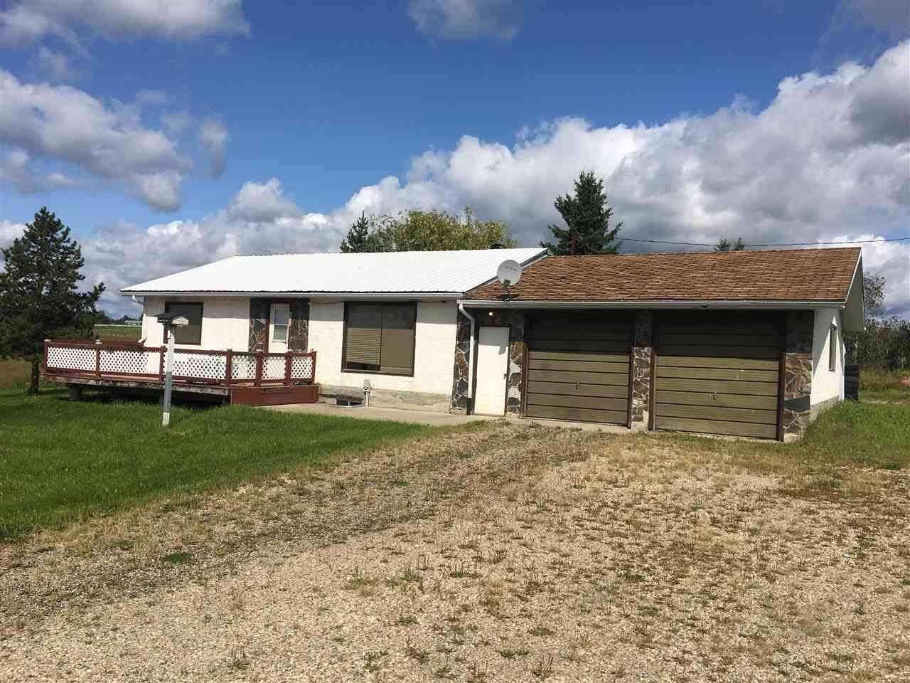 House for sale at  6524 Hy Rural Parkland County Alberta - MLS: E4181505