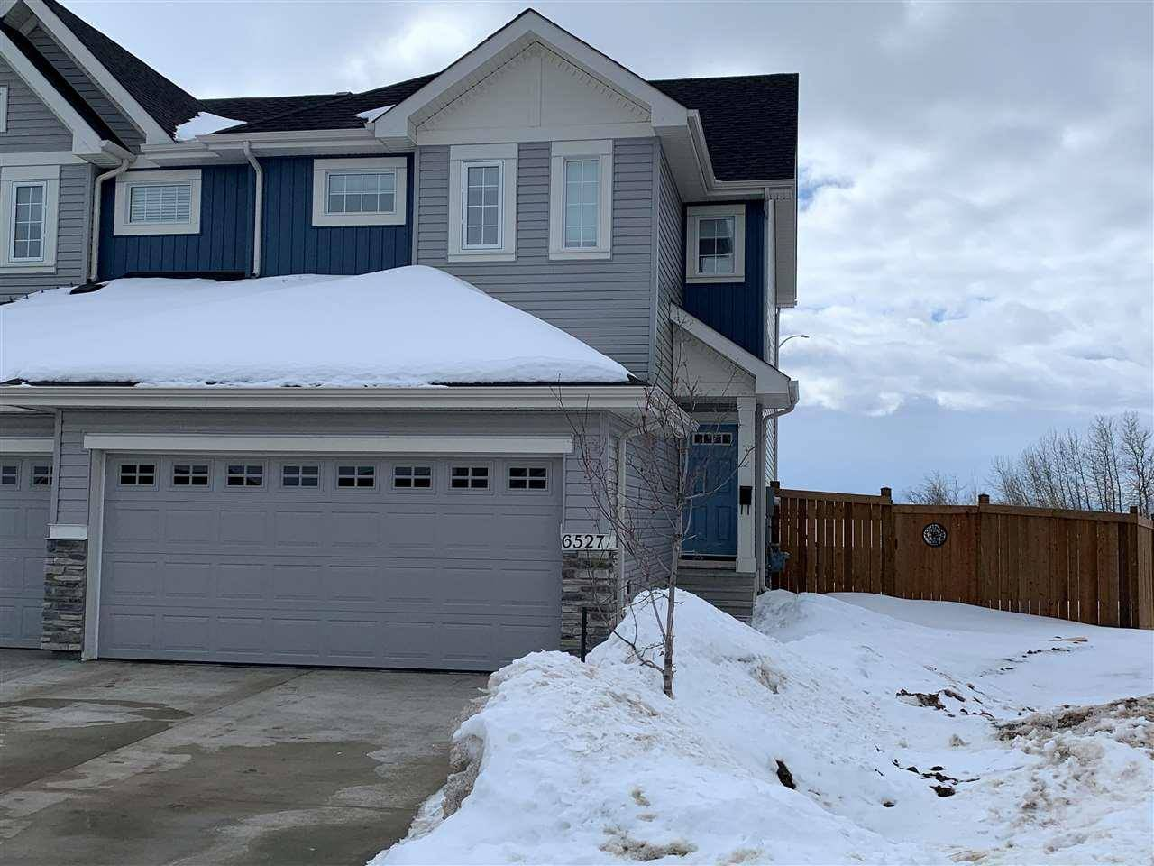 Townhouse for sale at 6527 57 Ave Beaumont Alberta - MLS: E4190741