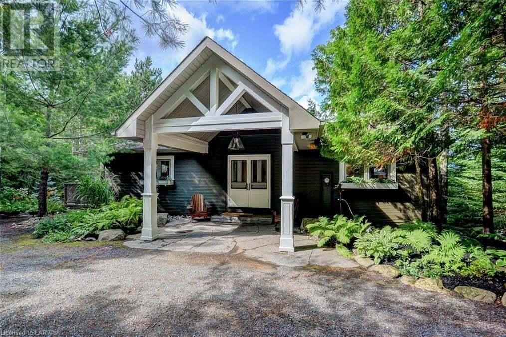 House for sale at 653 & 681 Canal Rd Huntsville Ontario - MLS: 261126