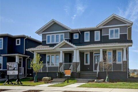 Townhouse for sale at 653 Redstone Dr NE Calgary Alberta - MLS: C4299258