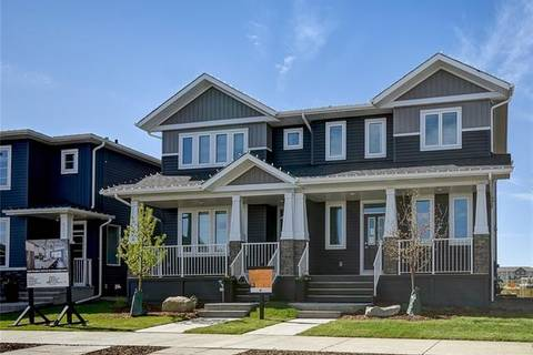 Townhouse for sale at 653 Redstone Dr Northeast Calgary Alberta - MLS: C4272864