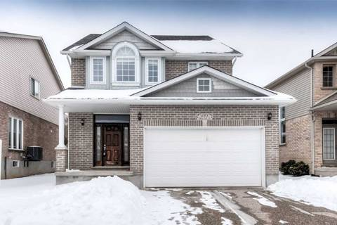 House for sale at 653 Rhine Fall Dr Waterloo Ontario - MLS: X4697351