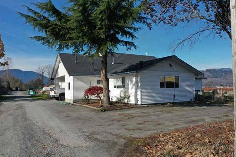 House for sale at 6531 Unsworth Rd Sardis British Columbia - MLS: R2418369