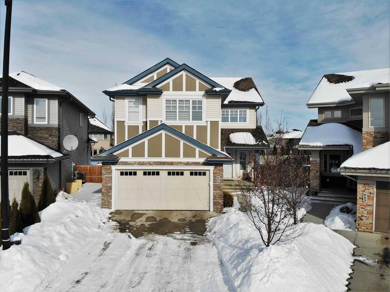 House for sale at 654 Adams Wy Sw Edmonton Alberta - MLS: E4188162