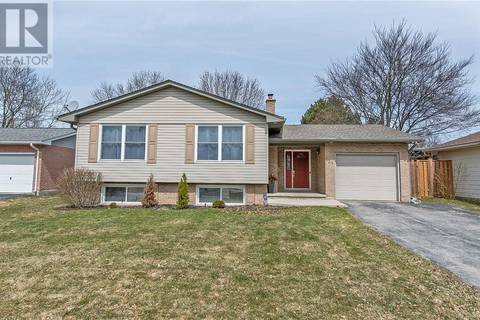 House for sale at 654 Grenfell Dr London Ontario - MLS: 187027