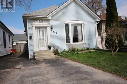 House for sale at 654 Nelson St London Ontario - MLS: 188971