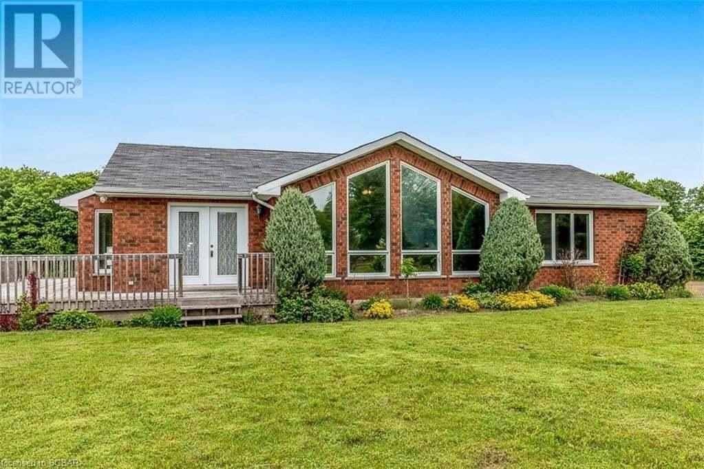 House for sale at 654 Ridge Rd W Oro-medonte Ontario - MLS: 263065