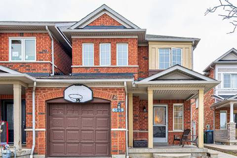 Townhouse for sale at 6549 Skipper Wy Mississauga Ontario - MLS: W4732940