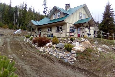 House for sale at 655 Bobbie Burns Rd Lumby British Columbia - MLS: 10182708