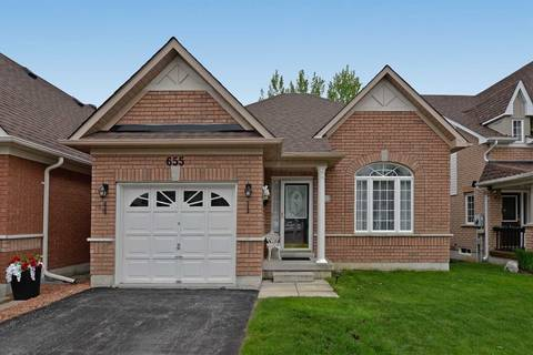 House for sale at 655 Brasswinds Tr Oshawa Ontario - MLS: E4400698