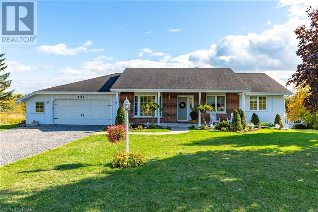 House for sale at 655 Lily Lake Rd Peterborough Ontario - MLS: 220360