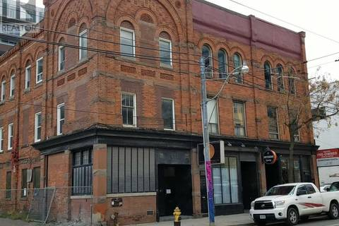 Commercial property for lease at 655 Queen St Toronto Ontario - MLS: E4627009