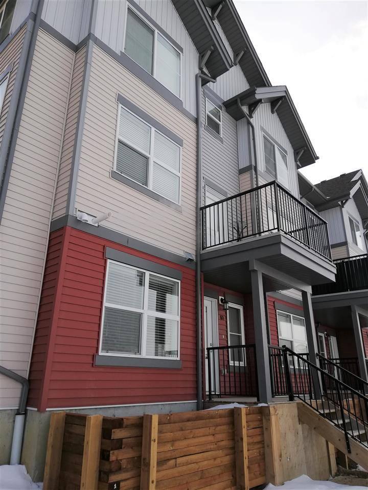 Townhouse for sale at 655 Watt Blvd Sw Edmonton Alberta - MLS: E4195865