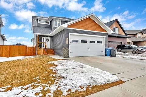 House for sale at 655 West Highland Cres Carstairs Alberta - MLS: C4292260
