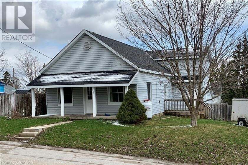 House for sale at 655 Wheeler St Lucknow Ontario - MLS: 243415