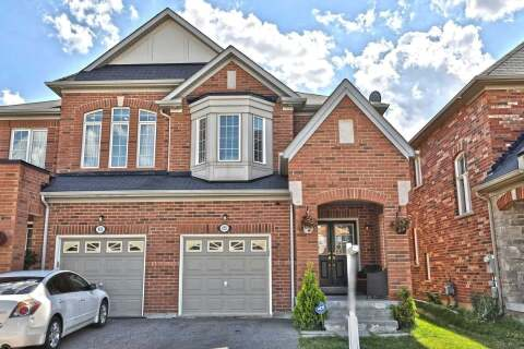 Townhouse for sale at 655 Yates Dr Milton Ontario - MLS: W4851295
