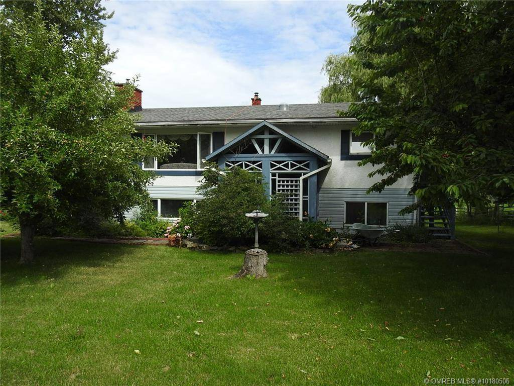 House for sale at 6551 Highway 97a Hy Enderby British Columbia - MLS: 10180506