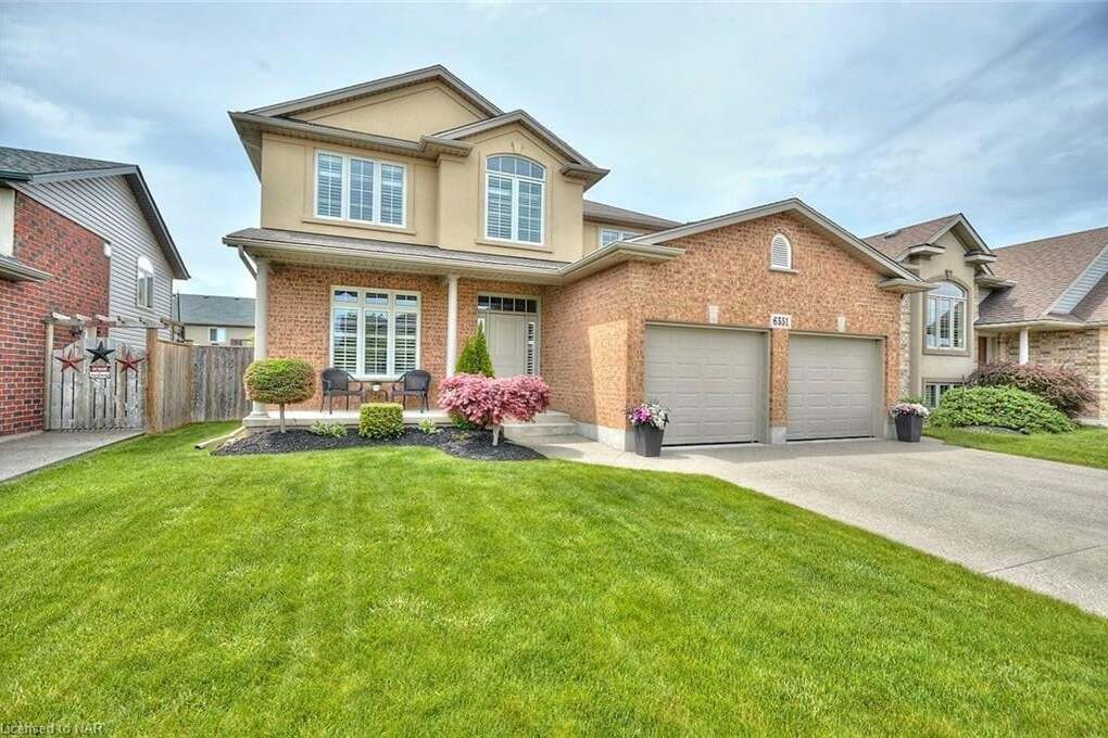 House for sale at 6551 Parkside Rd Niagara Falls Ontario - MLS: 30783944