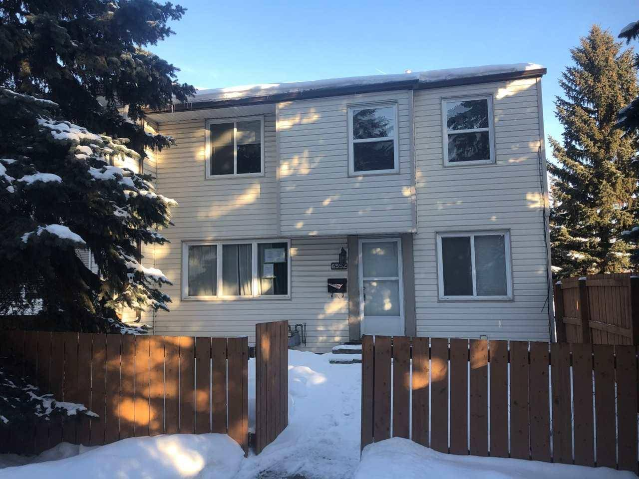 Townhouse for sale at 6552 178 St Nw Edmonton Alberta - MLS: E4188544