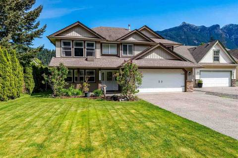 House for sale at 65575 Mountain Ash Dr Hope British Columbia - MLS: R2438406