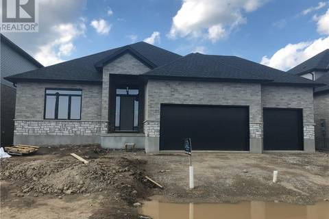 House for sale at 6558 Crown Grant Rd London Ontario - MLS: 193543
