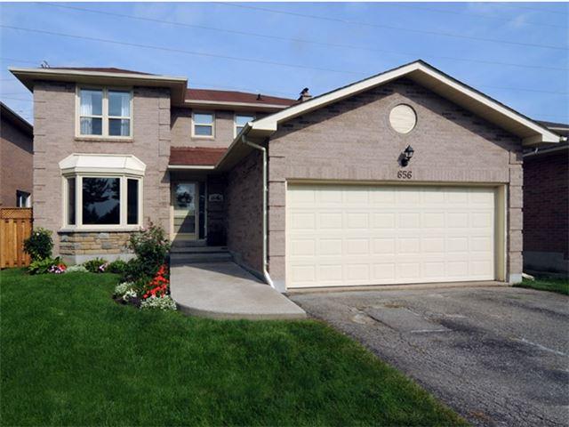 House for sale at 656 Amaretto Avenue Pickering Ontario - MLS: E4284059