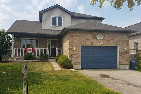 House for sale at 656 Cedar St Shelburne Ontario - MLS: X4533870