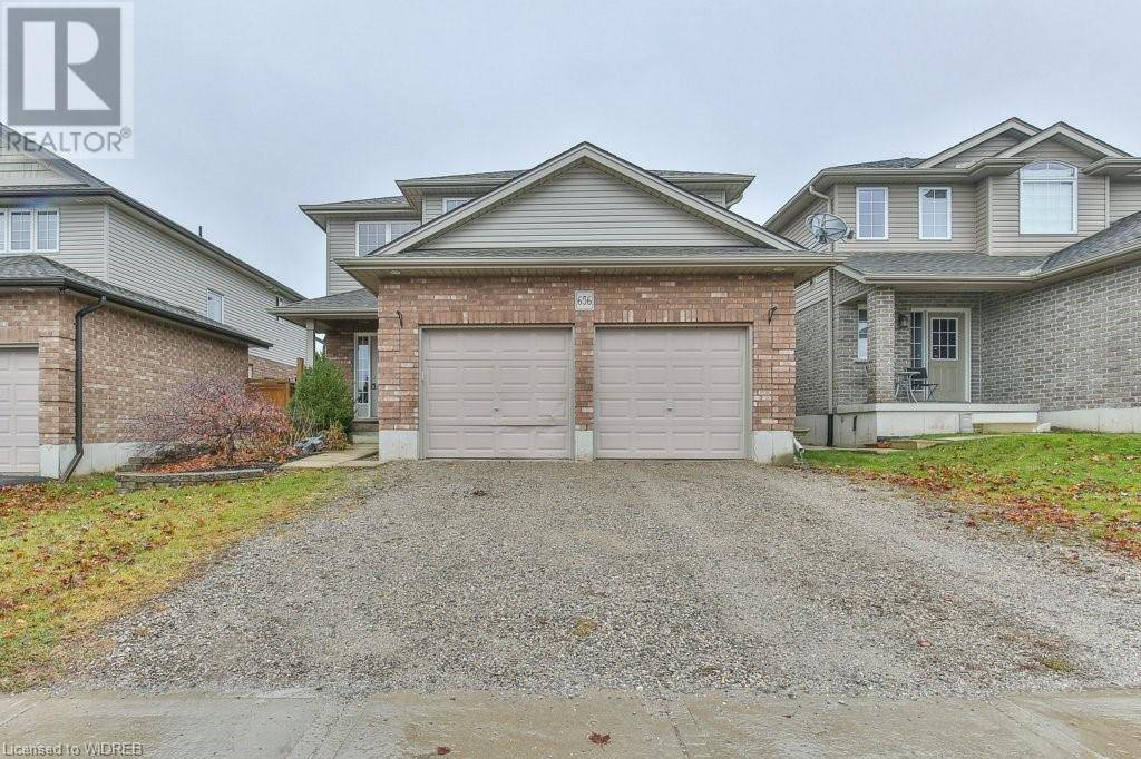 House for sale at 656 Hummingbird Cres Woodstock Ontario - MLS: 236370