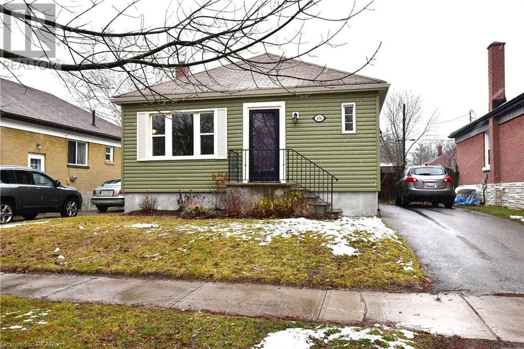 House for sale at 656 Lillian St Peterborough Ontario - MLS: 40049637