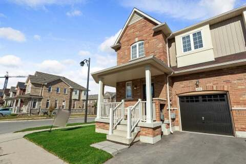 Townhouse for sale at 656 Murray Meadows Pl Milton Ontario - MLS: W4957157