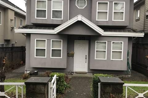 Townhouse for sale at 656 71st Ave W Vancouver British Columbia - MLS: R2329813