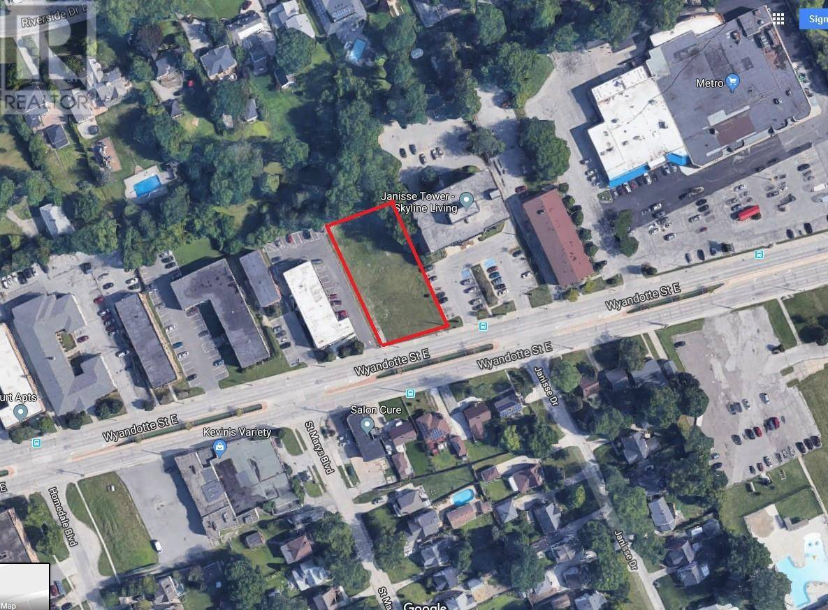 Residential property for sale at 6550 Wyandotte St East Unit 6560 Windsor Ontario - MLS: 19025027