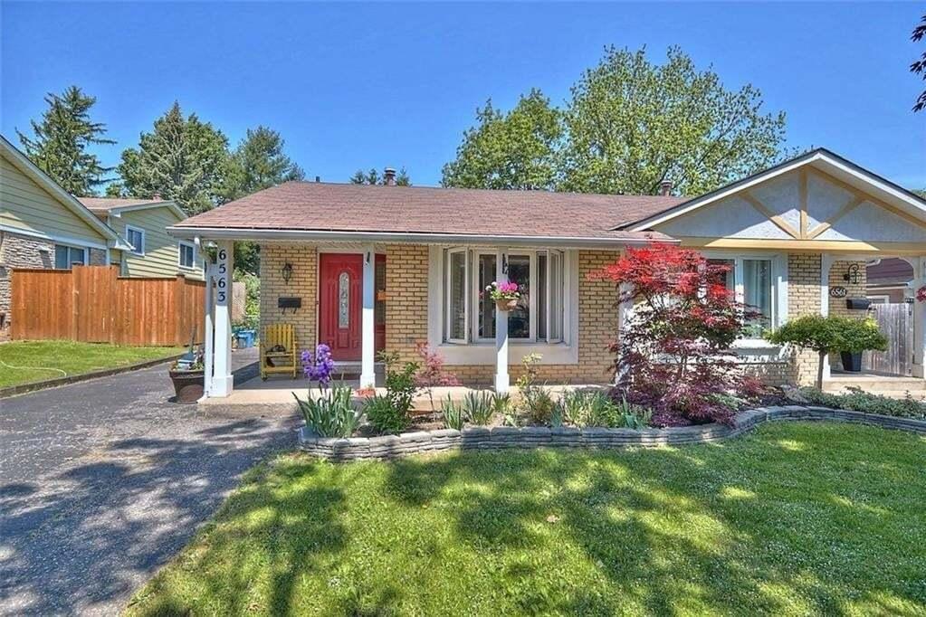 House for sale at 6563 Leawood Ct Niagara Falls Ontario - MLS: 30815887