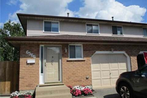 Townhouse for sale at 6566 Kuhn Cres Niagara Falls Ontario - MLS: X4861475