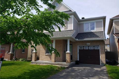 House for sale at 657 Clearbrook Dr Ottawa Ontario - MLS: 1156494