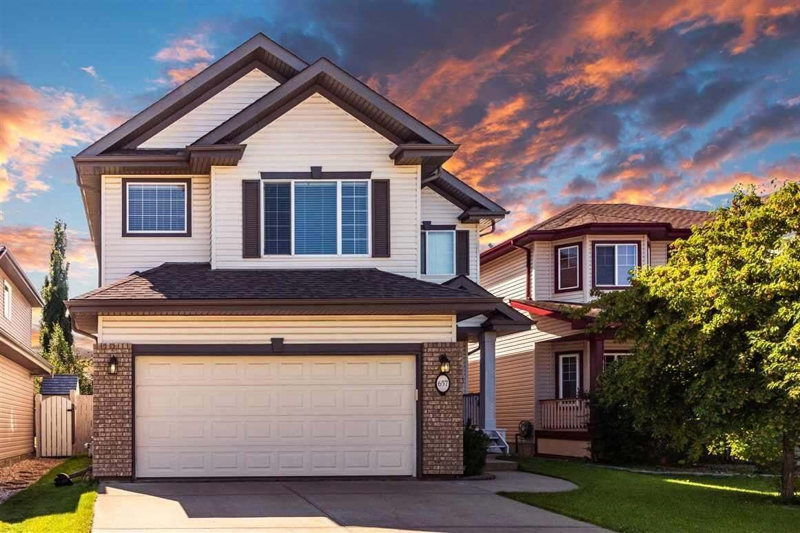 House for sale at 657 Geissinger Rd Rd NW Edmonton Alberta - MLS: E4209913