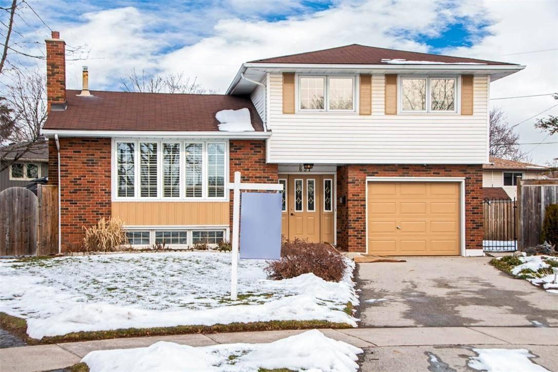 House for sale at 657 Geneva Park Dr Burlington Ontario - MLS: H4072399